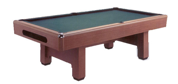 How To Disassemble A Billiard Table